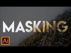 Masking trick in illustrator
