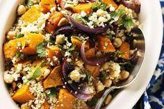 Old-fashioned vanilla slice Couscous Recipes, Couscous Salad, Salad Recipes, Pearl Couscous, Quinoa Salad, Vegetarian Recipes, Cooking Recipes, Healthy Recipes, Vegetarian Quiche