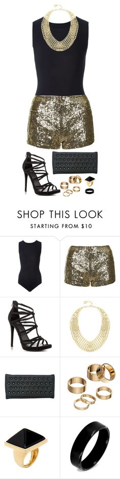 """Untitled #703"" by andrea-499 ❤ liked on Polyvore featuring Maison Margiela, Topshop, ALDO, BCBGMAXAZRIA, Rock Rebel, Apt. 9, Kenneth Jay Lane and West Coast Jewelry"