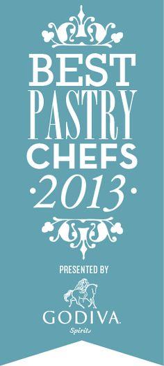 Best Pastry Chefs 2013