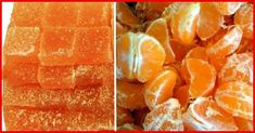 Sanatos, aromat si savuros este acest desert. Jeleuri din mandarine.