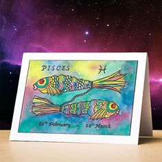 What Everyone Else Does When It Comes to Pisces Horoscope and What You Should Do Different – Horoscopes & Astrology Zodiac Star Signs Astrology Stars, Astrology Pisces, Astrology Zodiac, Horoscope, Pisces Star Sign, Zodiac Star Signs, Pisces Birthday, Sun Sign, Birthday Cards