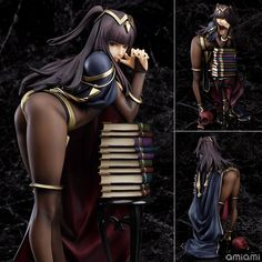 AmiAmi [Character & Hobby Shop] | Fire Emblem Awakening - Tharja 1/7 Complete Figure(Released)