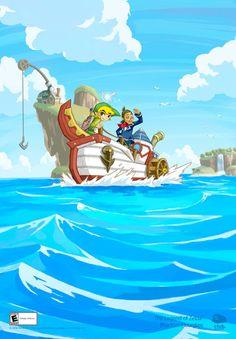 Legend of Zelda Poster Set | Club Nintendo