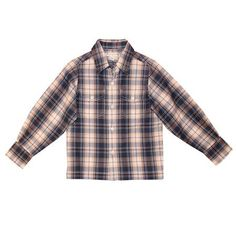 Sqaure Shirt ! Chemise Edouard carreaux bleu