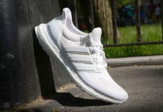 adidas Just Released The All-White Ultra Boosts - SneakerNews.com