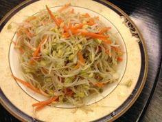 Hong Kong Life (一個集婚姻,婚禮, 愛情, 自家菜食譜, 育兒, 音樂, 散文..的網站): 炒豆芽菜