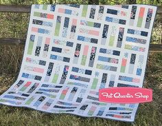 Trifles Quilt Pattern
