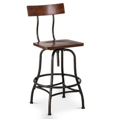 We are sharing the BEST vintage industrial barstools to select from to add that farmhouse charm to your kitchen! With a full shopping guide and design tips.