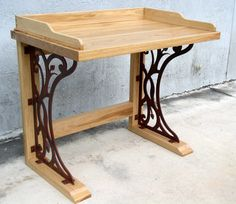Bainbridge Vintage Desk created by Neal Smith Designs