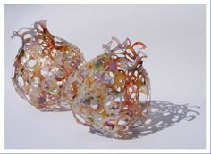 recycled art vessels - Google Search