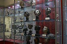 Paolo Gorini. La collezione anatomica ospitata presso l'ex Sala Capitolare dell'Ospedale Maggiore di Lodi (ora Ospedale Vecchio) affacciata...
