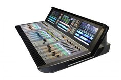 Mezclador digital Vi2000 de Soundcraft