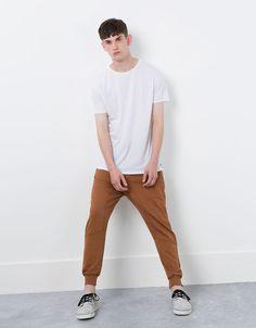Trousers - Man - Man - Bershka Belgium