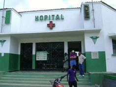 Hospital in Belledere, Haiti