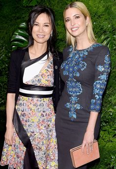 Wendi Deng Murdoch opened up in a new interview about her friendship with Republican presidential candidate Donald Trump's daughter Ivanka Trump — read more