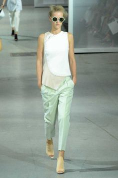 3.1 Phillip Lim Spring 2015 Ready-to-Wear - Collection - Gallery - Look 1 - Style.com