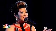 THE VOICAudition tesanne chin - YouTube