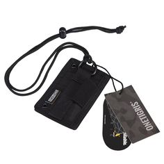 11fd1fb69 O.T Tactical Id/Credit Card Holder Military Neck Lanyard Patch Badge Key  Ring #fashion