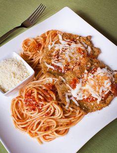 Easy Veal Parmesan  ...