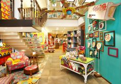Home Décor – A Peek into Chumbak #homedecor #Chumbak #decorideas Chumbak stores itself looks so lively, then why not we have a look into its lovely, colorful décor items. Here are some of the beautiful and interesting designer items from Chumbak which you will love to have at your home. http://sevenedges.com/home-decor-a-peek-into-chumbak/