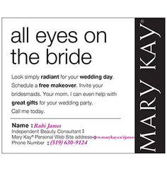Mary Kay bridal party | Bridal Registries | Canada's Bridal Directory