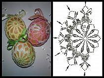 Christmas Archives - Beautiful Crochet Patterns and Knitting Patterns Crochet Easter, Christmas Crochet Patterns, Crochet Christmas Ornaments, Christmas Crafts, Filet Crochet, Crochet Diagram, Crochet Snowflake Pattern, Crochet Snowflakes, Crochet Stone