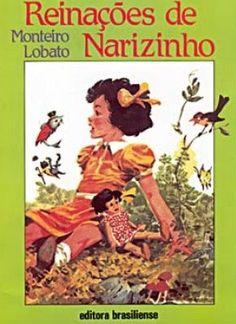 Reinações de Narizinho #nostalgia