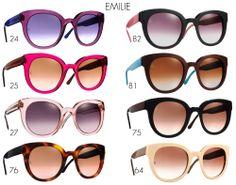 Caroline Abram EMILIE #ojooptique