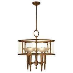Baker Furniture : Coupelle Chandelier - Five Arm - AA300 : André Arbus Lighting and Accessories : Browse Products