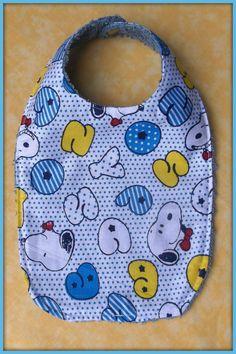 Bavoir en tissu coton motif chien tissu éponge : Mode Bébé par orkan28