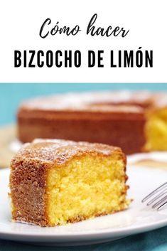 Chocolates, Lemon Desserts, Sweet Bread, Popular Recipes, Cake Cookies, Cake Recipes, The Best, Bakery, Good Food