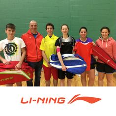 LI-NING RIMOUSKI! Say hello to our special Li-Ning Rimouski Badminton coach Jose Arsenault! Jose serves the beautiful Gaspe region of Quebec and leads this group of fine young players. He is also our exclusive Li-Ning Direct Sales Agent so if you live in the area be sure to see Jose for coaching and Li-Ning badminton products! #MakeTheChange!