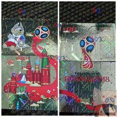 Estampa Suelta Album Panini Rusia 2018 - $ 5.00 en Mercado ... Champions League, Russia
