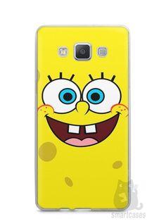 Capa Samsung A5 Bob Esponja #2 - SmartCases - Acessórios para celulares e tablets :)