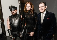 Michael Burke and Delphine Arnault Host a Dinner Celebrating Louis Vuitton's Monogram – Vogue