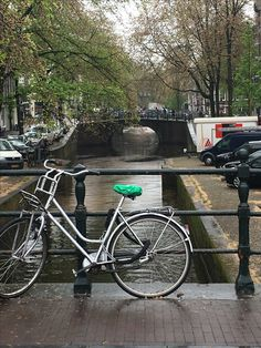 Amsterdam Canals & Bikes❤️