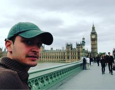 #TBT of #London #2013! #parliamenthill #Saudade