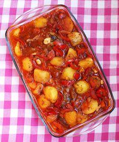 Carne, Vegetables, Pork, Easy Meals, Vegetable Recipes, Veggies