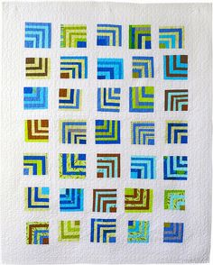 boy quilt by leslieschmidt4, via Flickr