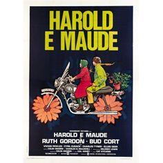 Harold And Maude Canvas Art - (11 x 17)