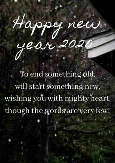 New years day wallpapers backgrounds Happy new year 2020 To end something old, will start something new, wishing you with mighty heart, though the words are very few! Happy New Years Eve, Happy New Year 2019, New Year 2020, Happy New Year Pictures, Funny Pictures, Great Quotes, Inspirational Quotes, Gd Morning, New Year's Eve Celebrations