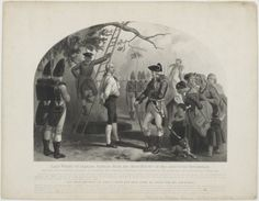 Last Words of Captain Nathan Hale, the Hero-Martyr of the American Revolution.