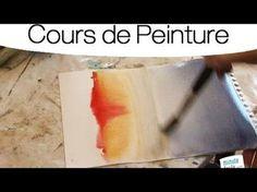 Cours d'aquarelle : niveau débutant - YouTube