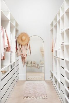 Ikea Bedroom Storage, Closet Bedroom, Home Decor Bedroom, Chic Bedroom Ideas, Bedroom Signs, Bedroom Organization, Master Closet, Diy Bedroom, Organization Ideas