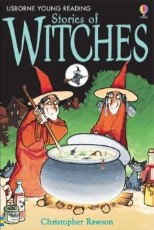 Stories of Witches #children's #books #Usborne #Halloween #hauntedhouse #witches #trickortreat #spooky  www.usborne.com