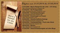 """Das Lesesofa: Blogtour """"Myra´s Rezept für die Liebe"""" von J.R. Kö..."""