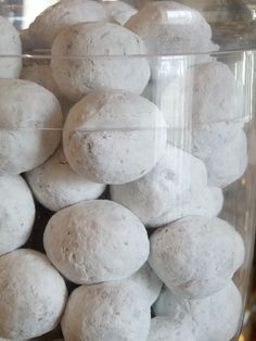 Powdered Sugar Dough
