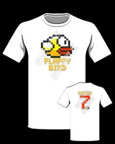 FLAPPY BIRD T-SHIRT