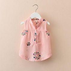 Girls Frock Design, Baby Dress Design, Kids Frocks Design, Baby Frocks Designs, Kids Girls Tops, Baby Girl Tops, Kids Outfits Girls, Baby Outfits, Baby Tops